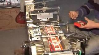 Целлофанатор для картонных коробочек в действии(, 2012-01-24T11:28:31.000Z)