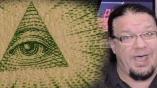 CONSPIRACY THEORIES on Penn & Teller: Bullshit - Penn Point