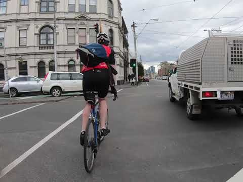 Road Morons Bicycle Dashcam (Episode 4)