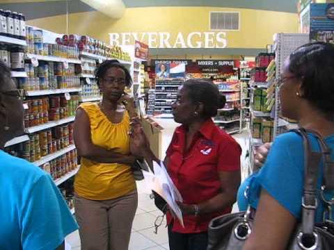 group session - supermarket foods