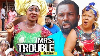 mrs trouble season 1 mercy johnson 2018 latest nigerian nollywood movie full hd