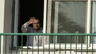 مصر: السلطات تطلق سراح الرئيس السابق حسني مبارك
