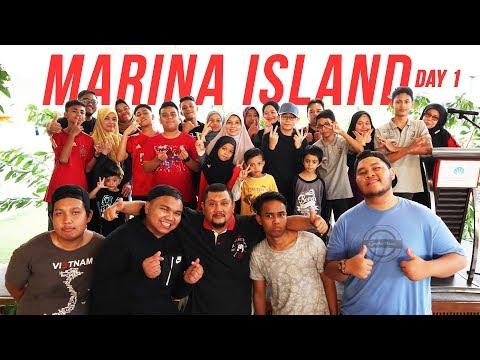 Day 1 | VLOG Marina Island Pangkor - Bercuti! bersama FABULOUSS ARMY! (Malaysia)