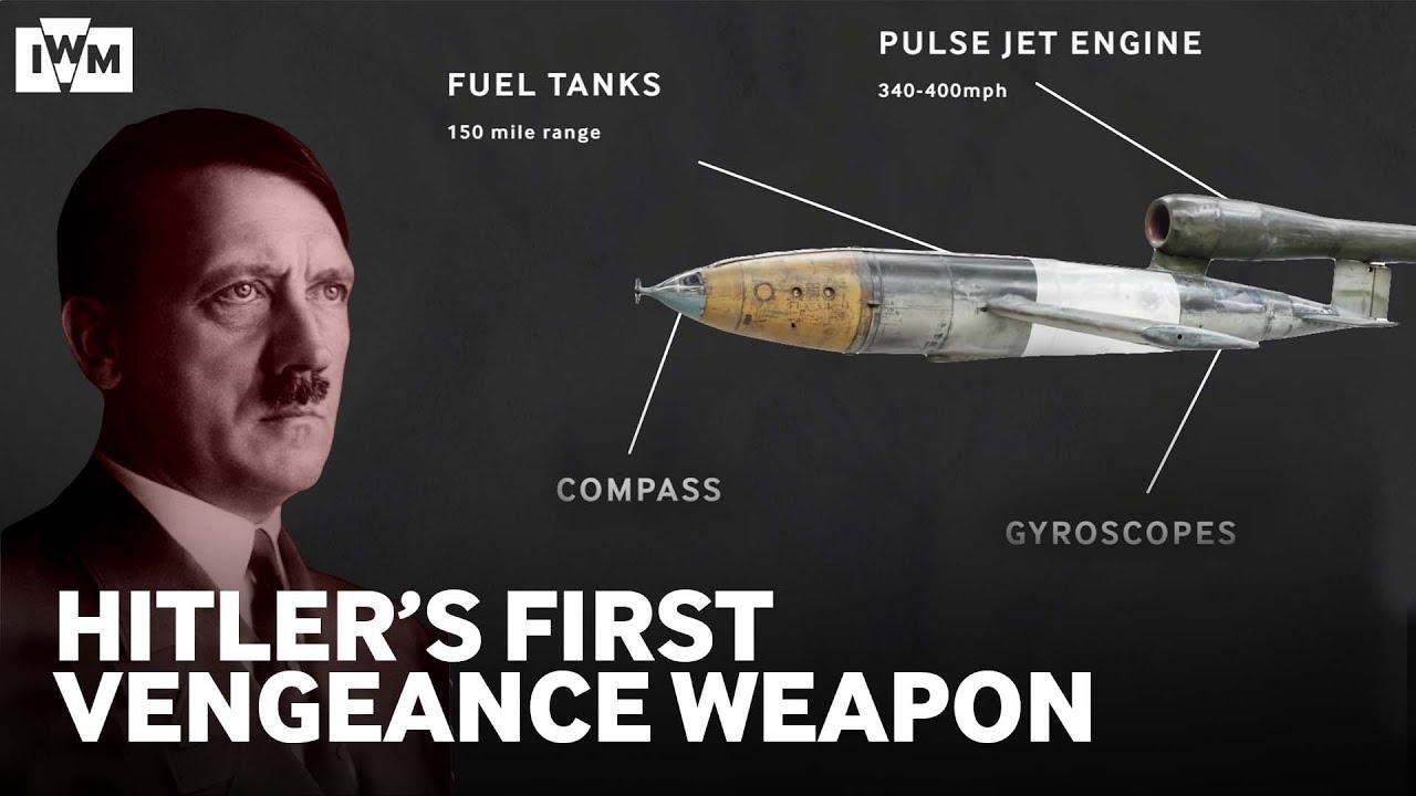 Download The V1 Flying Bomb | Hitler's secret vengeance weapon