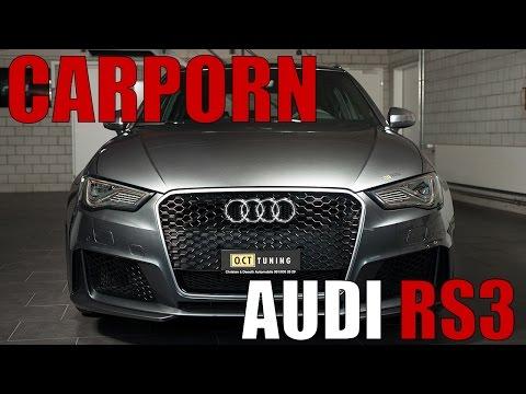 Audi RS3 Carporn