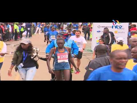 Kipkorir & Chepchirchir win 15th edition of the Standard Chartered Nairobi Marathon