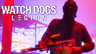 Watch Dogs Legion - Official 'Welcome to the Resistance' Gameplay Trailer | Gamescom 2019