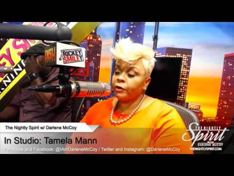 Tamela Mann Nightly Spirit Full Interview