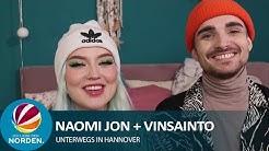 Fashion-Influencer: Mit Naomi Jon und Vinsainto unterwegs in Hannover