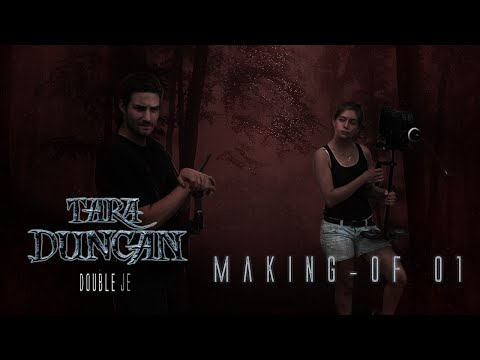 Tara Duncan - Double Je - Making Of Episode1