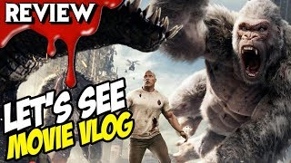 RAMPAGE (2018) 🐵 Spoiler-Free Movie Review Vlog