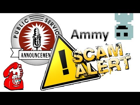 The AMMY scam recorded : Round 2
