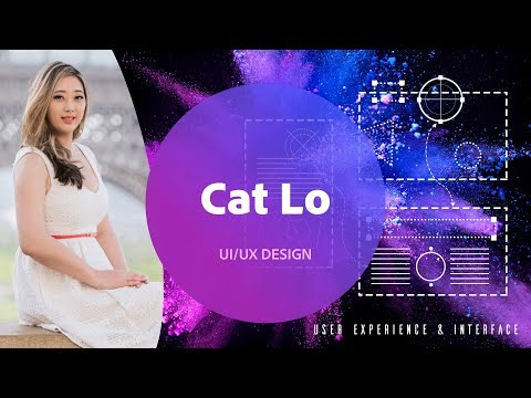 UI/UX Design With Cat Lo - 2 Of 3