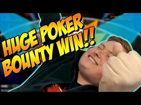 $22 BOUNTY BUILDER FINAL TABLE!!!  PokerStaples Stream Highlights Dec 5th 2016