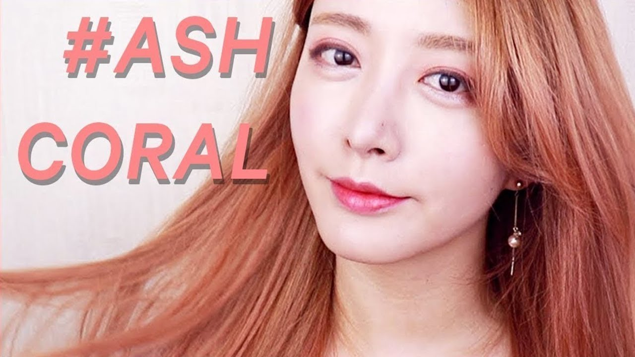 Self hair coloring using TREATMENT ONLY?!?🙄 How to dye! - YouTube