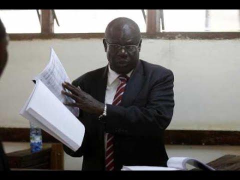 Julius Sunkuli claims that Kilgoris MP Konchella rigged August Elections