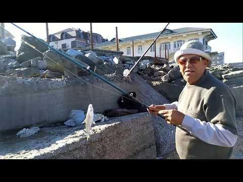 ДАГЕСТАН. Как ловить рыбу в открытом море? Рыбалка в морях России, Дагестан Каспийск
