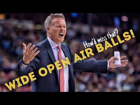 "NBA ""WIDE OPEN AIR BALLS"""