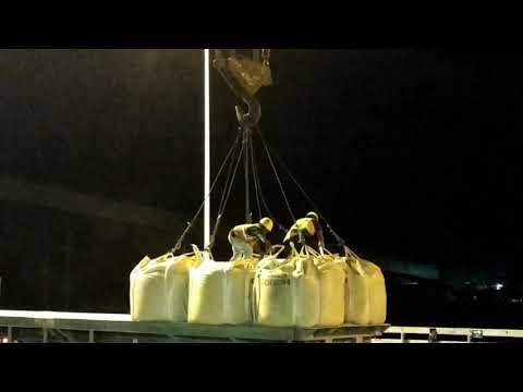 Proses Pemuatan Semen Conch