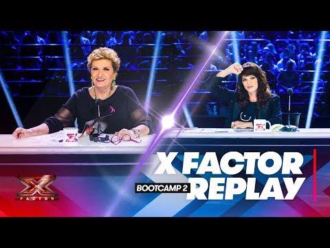 X Factor Replay | Bootcamp 2