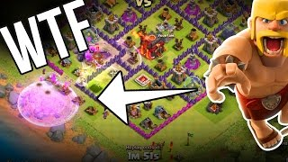 NOAHS ARK | DESTRUCTION RUSHED GET CRUSHED FUNNY MOMENTS IN CLASH OF CLANS