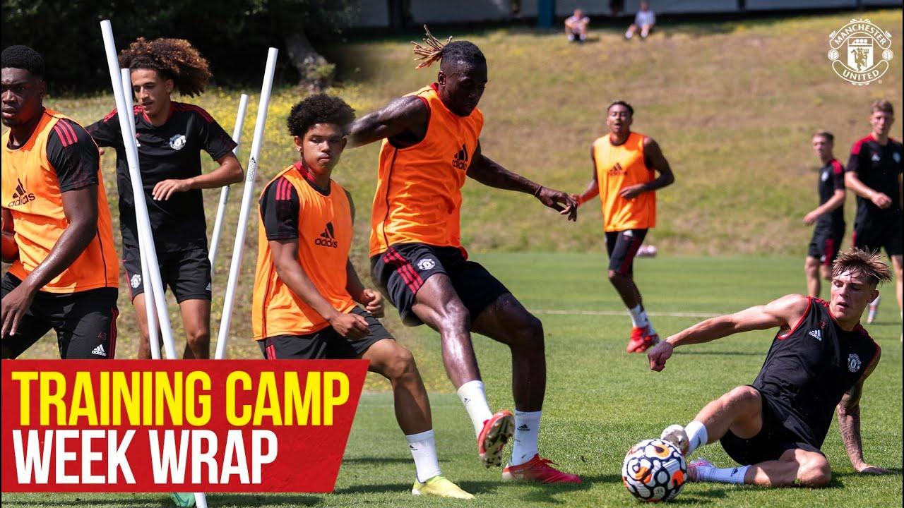 Manchester United | Pre-Season Training Camp Wrap | Solskjaer, Greenwood, Mata, Matic