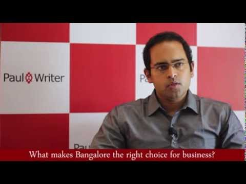 What makes Bangalore the right choice for business?