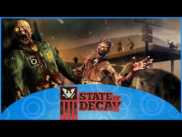 State Of Decay - SobrevivÊncia Zumbi (legendado Pt-br)