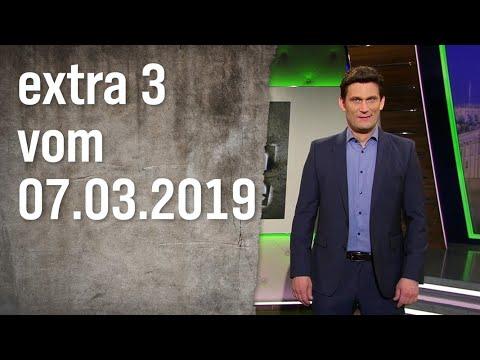 Extra 3 vom 07.03.2019 | extra 3 | NDR