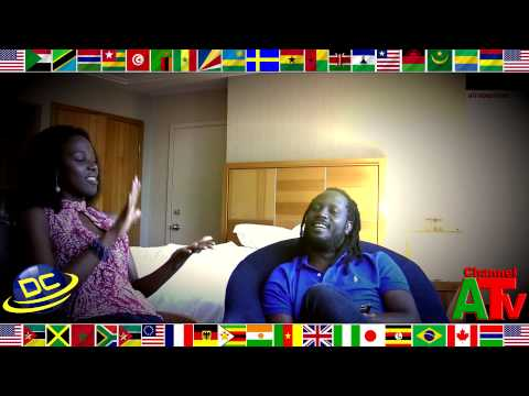 DC Productions-Christine Asiimwe Exclusive Interview with Bebe Cool