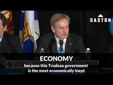 ANDREW SAXTON on Economy