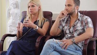 Актеры Андрей Чадов и Анастасия Задорожная отправились с визитом в антинаркотический лагерь