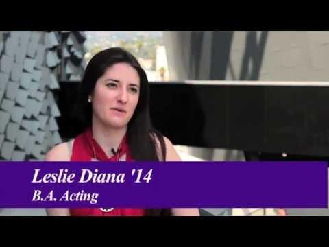 E! News internship in LA for Diana '14