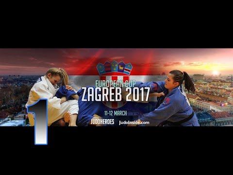 DAY 2 - Cadet European Cup - Zagreb 2017