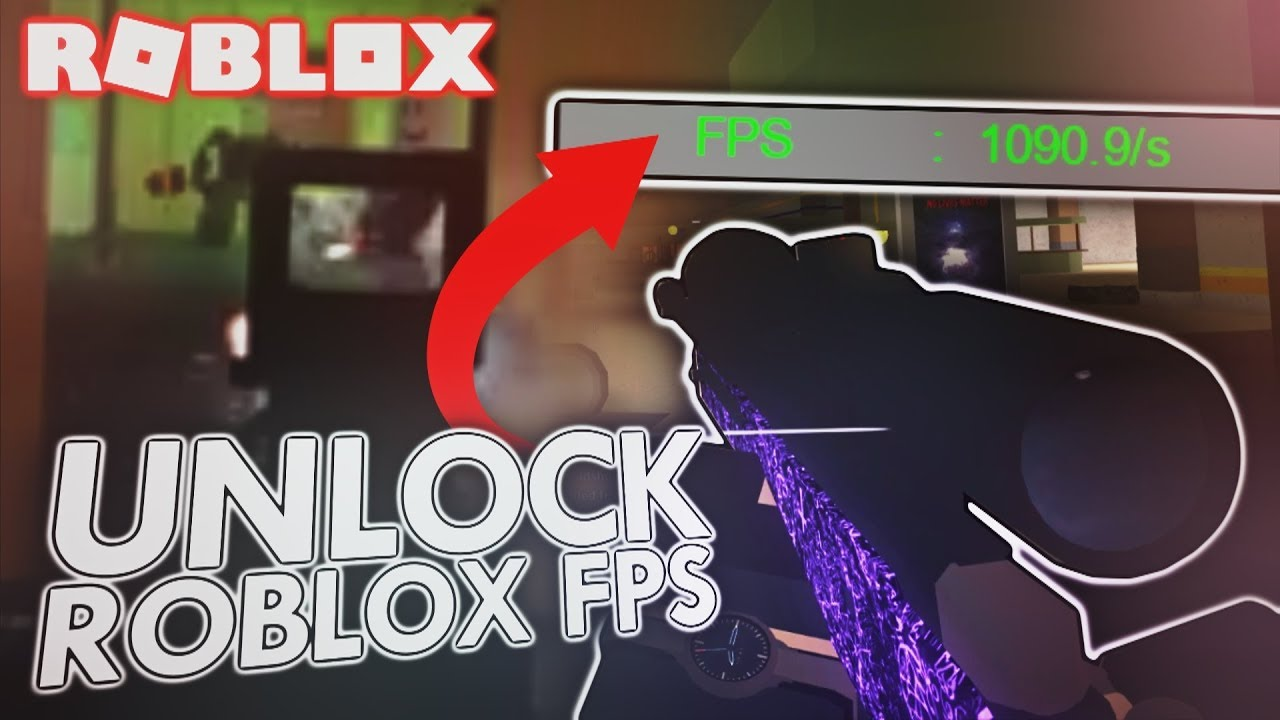 Playing Roblox With Unlimited Fps How To Unlock The 60 Fps Cap In