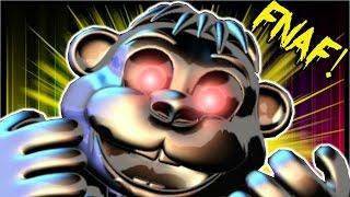 FNAF World | CHIPPER'S REVENGE SECRET ENDING! | Five Night's At Freddy's World
