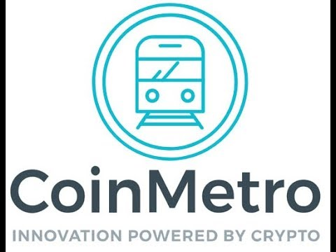 CoinMetro exchange ICO