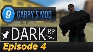 La Guerre Des Printers - Garry's Mod Dark RP !