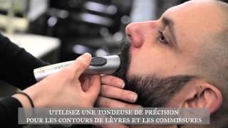 comment se coiffer la barbe