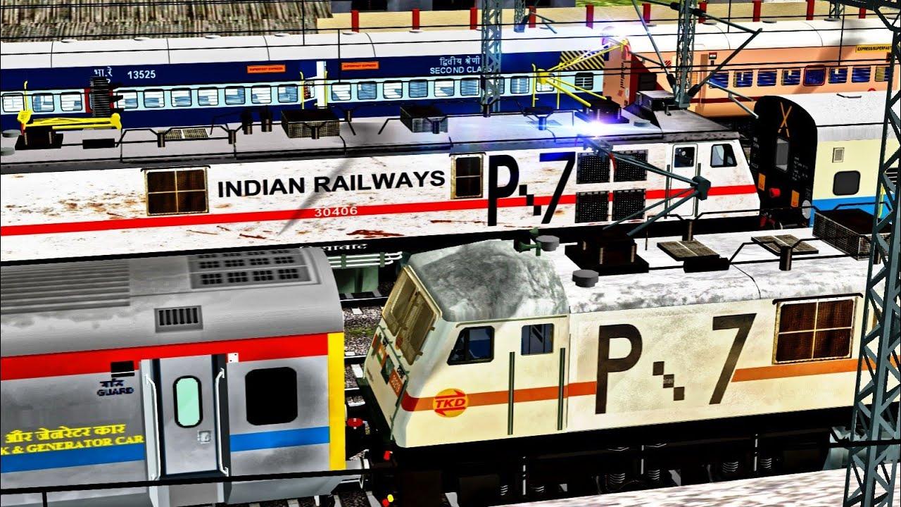 Train Journey In Una Jan Shatabdi *hawa me udti train* Part-2