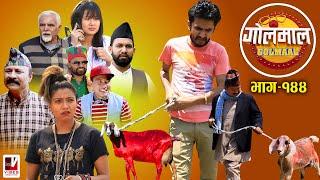 Golmaal Episode-144 | म्याकुरीको बाख्री काण्ड !! | 22 April 2021 | Nepali Comedy | Vibes Creation