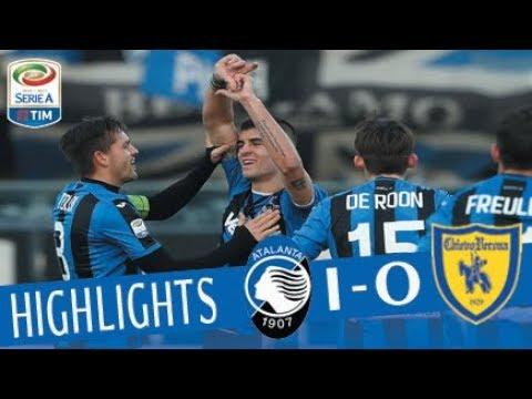 Atalanta - Chievo 1-0 - Highlights - Giornata 23 - Serie A TIM 2017/18