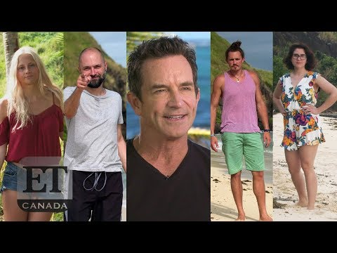 Jeff Probst Breaks Down 'Survivor' S38 Returnees