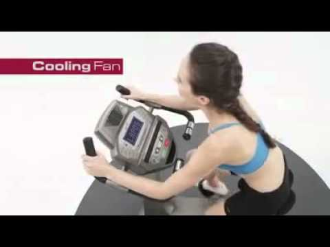Spirit Fitness CU800 Stationary Cycle - Fitness Direct