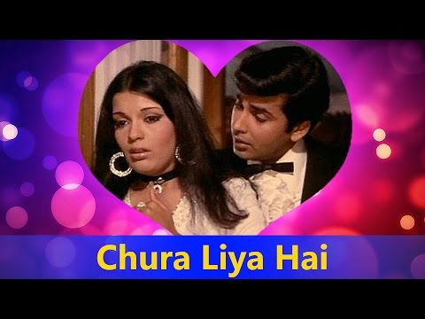 Chura Liya Hai Tumne Jo Dil Ko - Asha Bhosle, Mohd. Rafi || Yaadon Ki Baaraat - Valentine's Day Song
