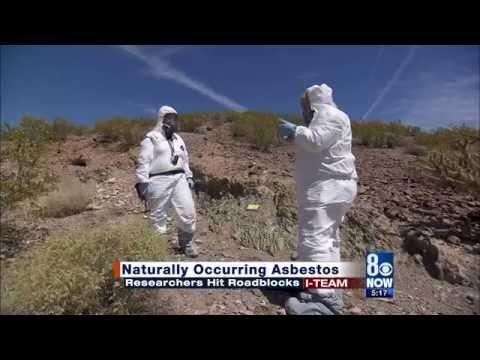 Asbestos: Nevada's Toxic Threat