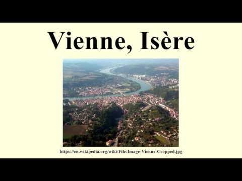 Vienne, Isère