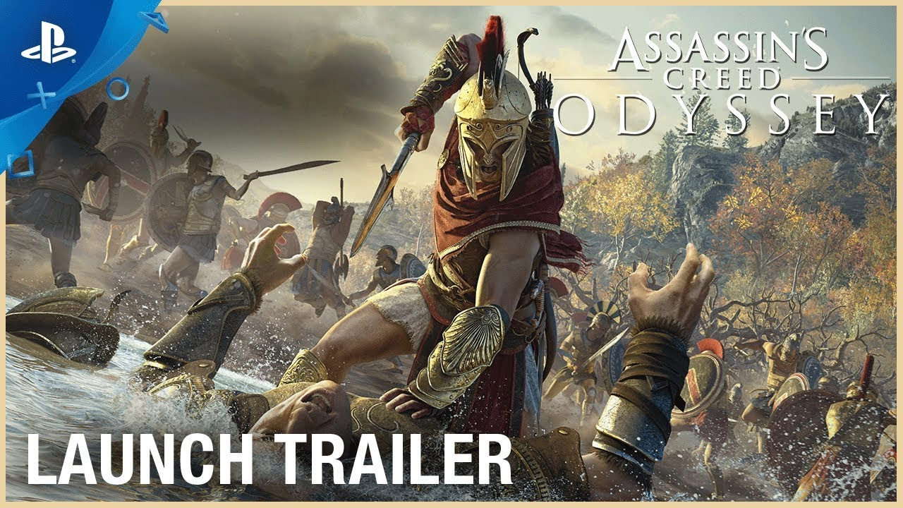 Assassin's Creed Odyssey – zwiastun premierowy | PS4