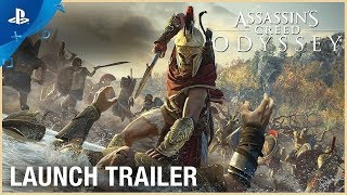 Assassin's Creed Odyssey - Launch Trailer | PS4