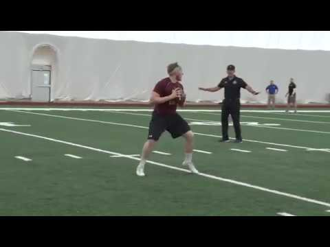 Chris Barrett- Ursinus College Quarterback, /NFL regional combine highlights